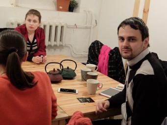 Вторая встреча нашей социосети, 14 октября 2017 года
